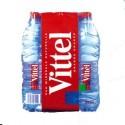 Stilles Mineralwasser Vittel 6 x 1,5L