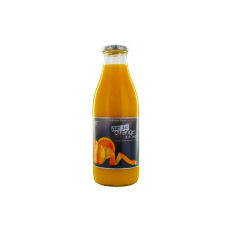 Pur jus d'orange du Brésil 1L