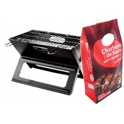 Barbecue pliable