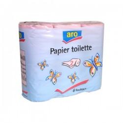 Papier toilette Aro x6