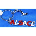 Porte-clés Alsace