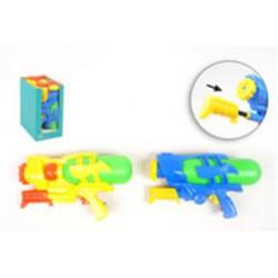 Pistolet � eau, 2 jets + réservoir
