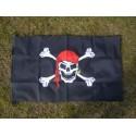 Drapeau pirate 140 x 100 cm