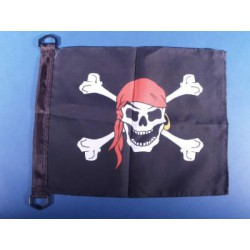 Drapeau pirate 40 x 30cm