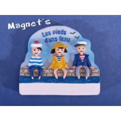 Magnet marins