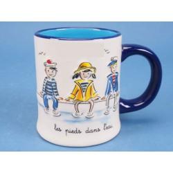 Mug relief marin