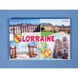 Magnet métal Lorraine