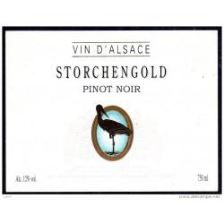Alsace: Pinot noir 2013 Cave de Beblenheim