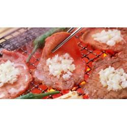 Escalopes de porc marinées sans os 1 kg