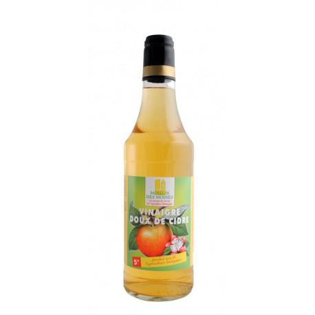 Süßer Apfelessig