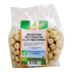 Grignotines ail et fines herbes 75 g