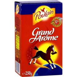 Chocolat en poudre - Poulain grand arôme 250g