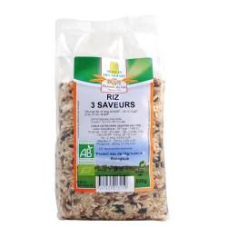 Reis, 3 Geschmacksrichtungen 500g