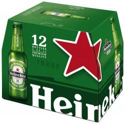 Biere Heineken 12 x 0.25L