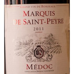 Marquis Saint Peyre