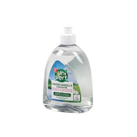 Spühlmittel W5 Ökologisch 500ml