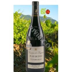 Côtes du Rhône bio Plan de Dieu du Goudareau 2015