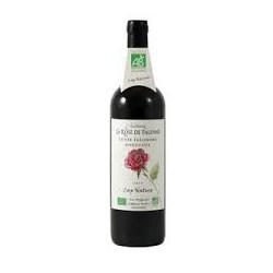 Bordeaux bio Château la Rose de Palenne 2015