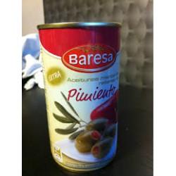 Olives farcies poivron