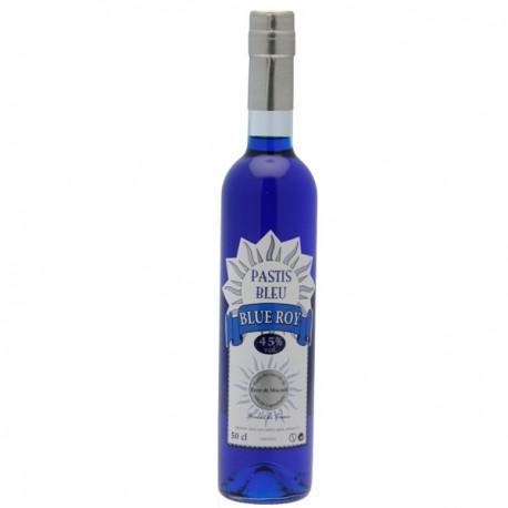Blauer Pastis 45%vol