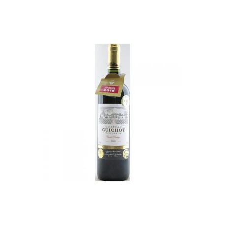 Bordeaux vieilles vignes 2015 Château Guichot