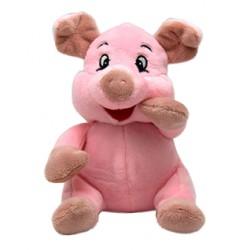 Peluche sac cochon