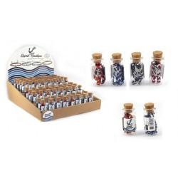 Bouteille bracelet marine