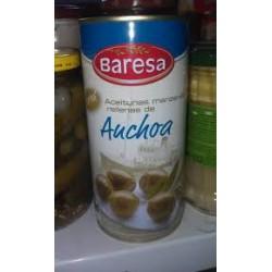 Olives aux anchois 410 g